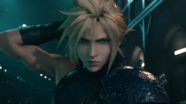 La cinématique d'ouverture de Final Fantasy VII Remake est là !  Disponible le 10 avril sur PS4 et Xbox One :