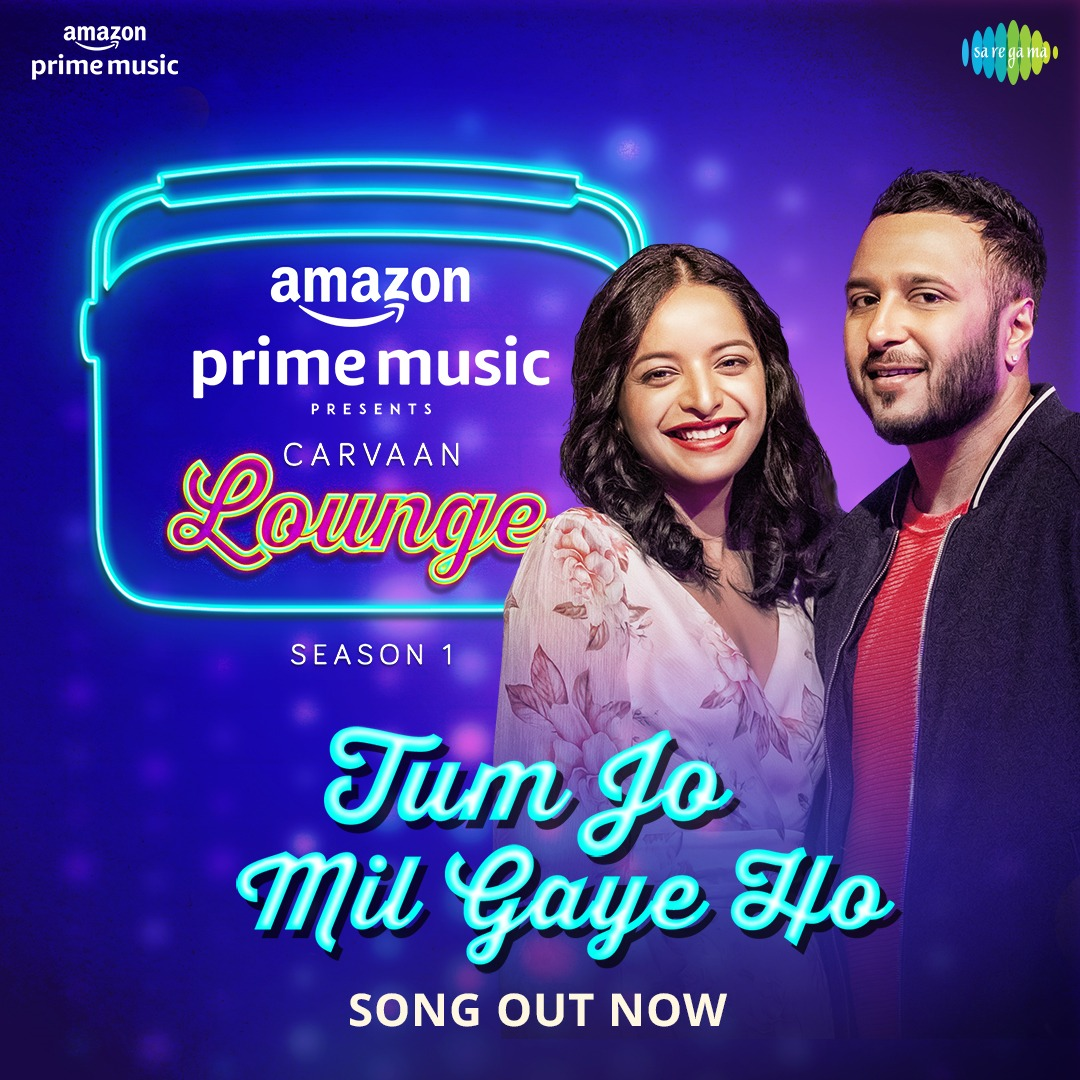 This Valentine's, here's a song you'll fall in love with❤ Listen to the latest song 'Tum Jo Mil Gaye Ho' only on @AmazonMusicIN presents #CarvaanLounge. @ArkoPravo19 @iamashking #LisaMishra  📹:   🎧 #FirstOn @AmazonMusicIN:
