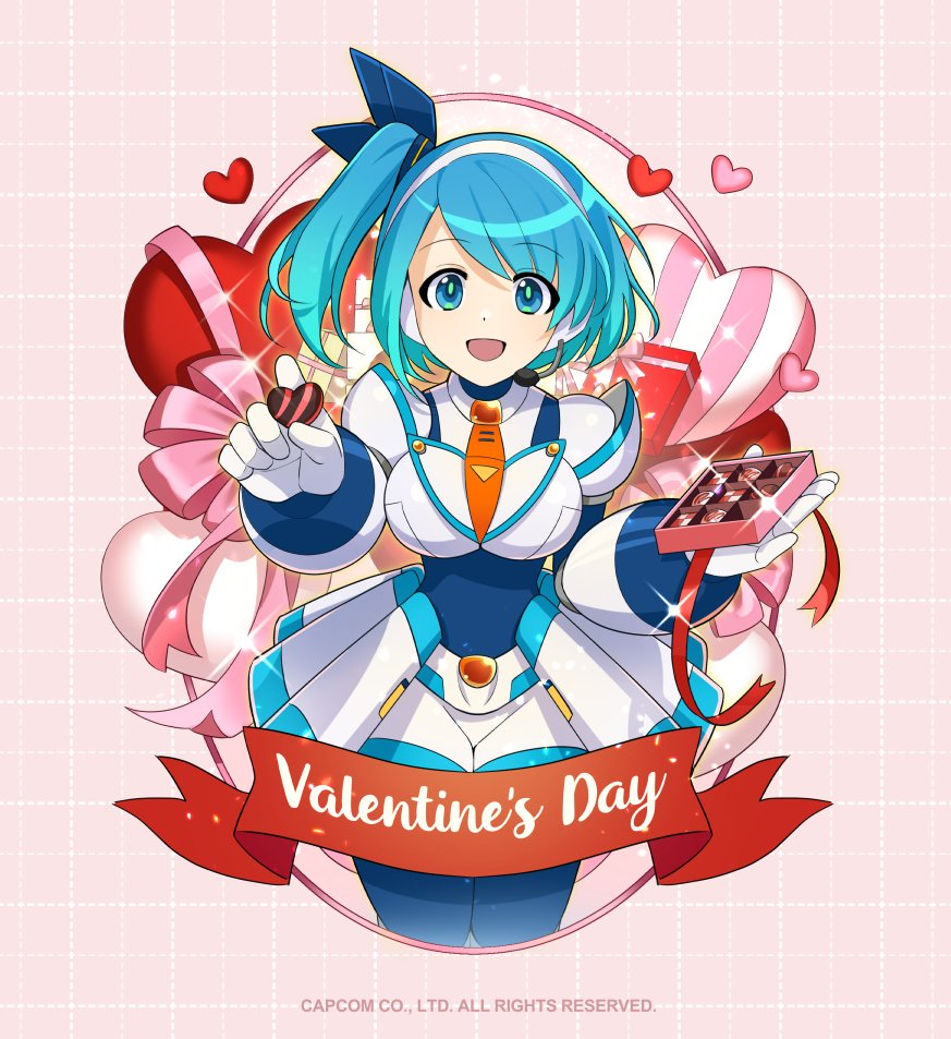 【☆Valentine's Day☆】 Too many couples performing PDA out there today? No worries! Mega Man X DiVE is here with you. 【Pre-Register】 【Website】  #MegaManXDiVE #RockmanXDiVE #ロックマンXDiVE