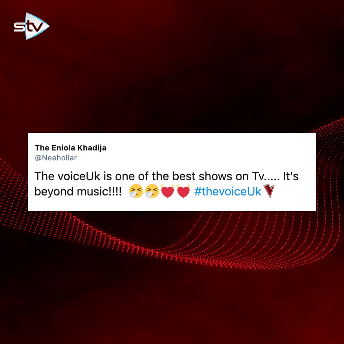 🎤 There really is no better singing competition! #TheVoiceUK