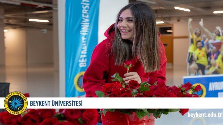 Sizinle BU ❤ başka!  14 Şubat Sevgililer Günümüz kutlu olsun!  #BeykentÜniversitesi #14Şubat #SevgililerGünü #İşteGelecek https://t.co/0UdbpX2MX5