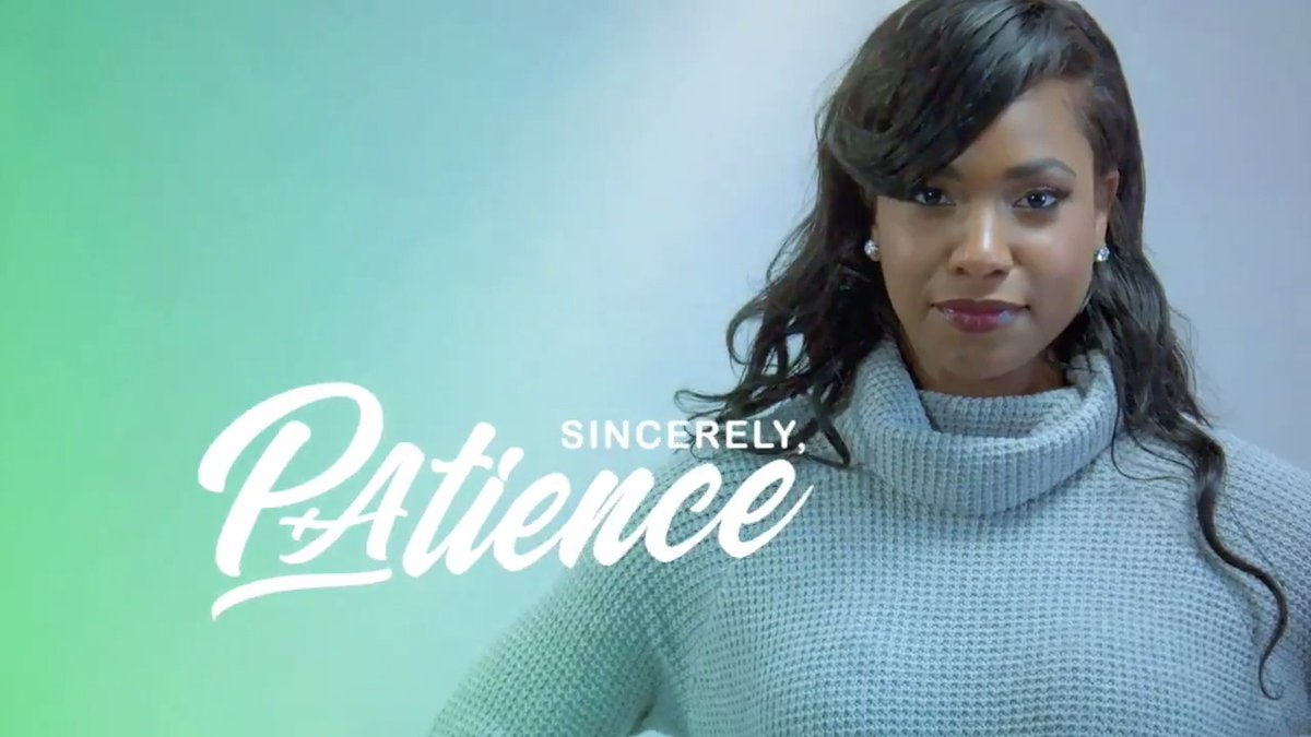 Love always has a game plan.  Watch the extraordinary story of Patience and Alex now at