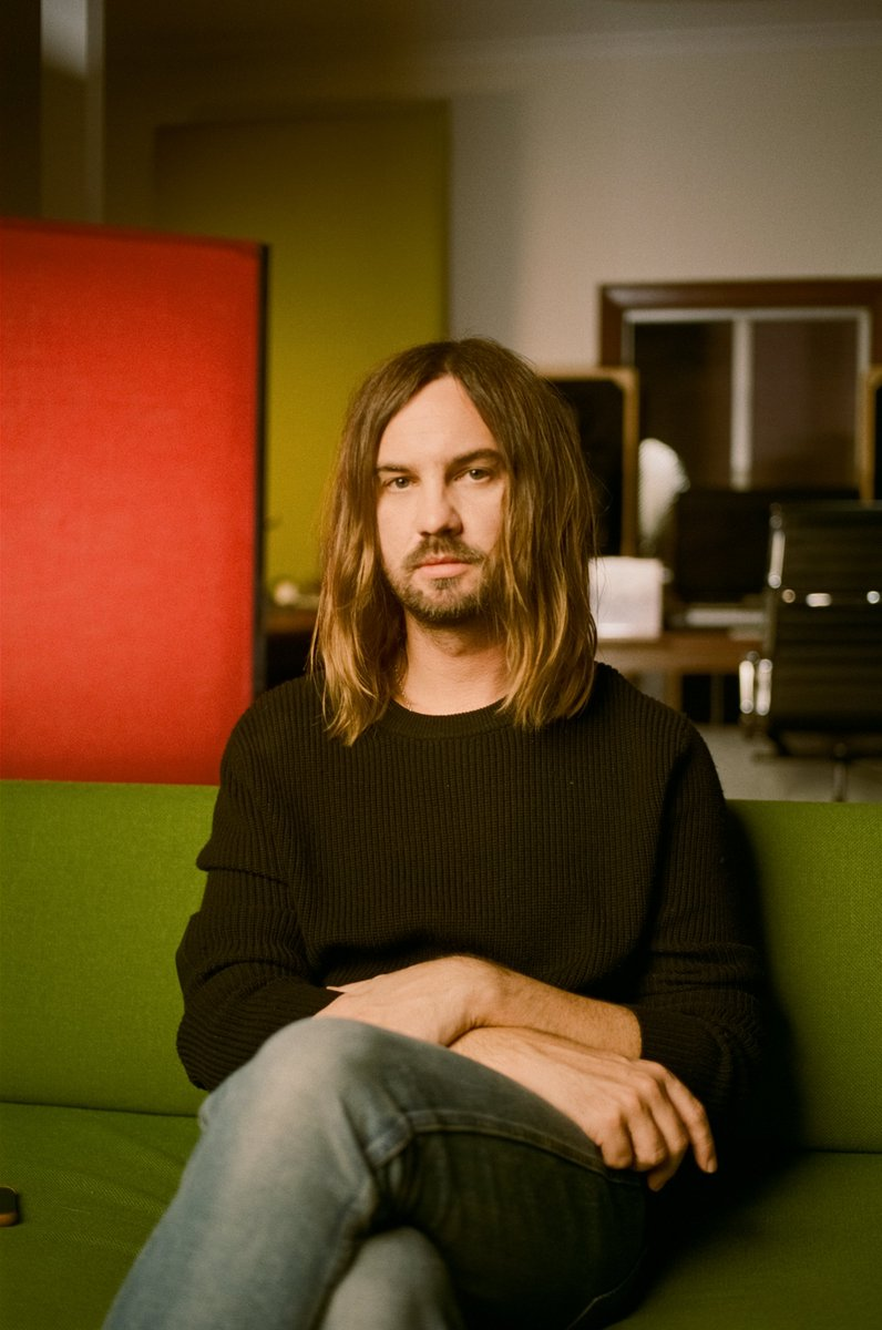 Experience the new @TameImpala album with The Slow Rush Time Warp, featuring behind the scenes content →