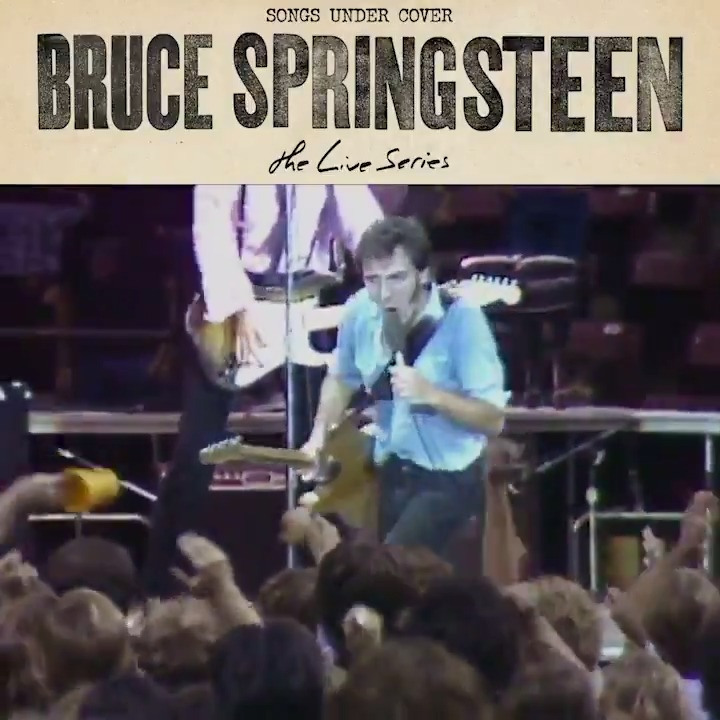"The next chapter of live performances, 'The Live Series: Songs Under Cover' is now streaming. This collection features live versions of ""Can't Help Falling In Love,"" ""Purple Rain,"" ""Highway To Hell"" & more covers from Bruce Springsteen & The E Street Band"