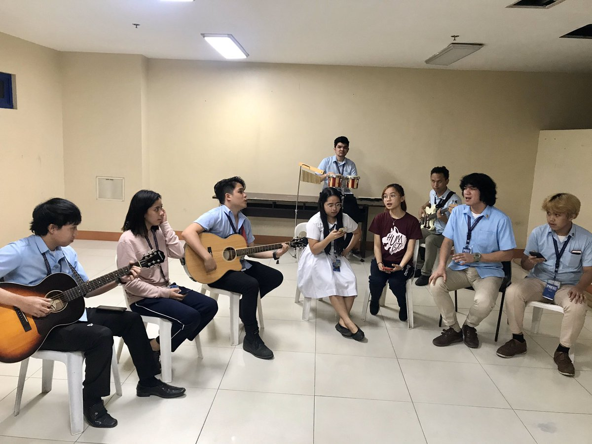 Friday rehearsal 🎼🎸🎹