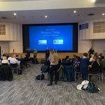 Great attendance at our ProjectTalks event earlier this week! Thanks to our partner, David Barrett. https://t.co/CLu3SqAgNq