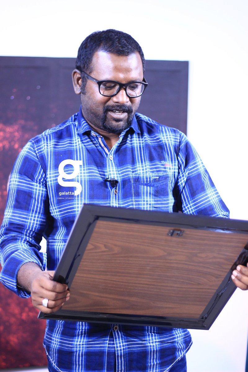 The man behind the trending #OruKuttiKathai song - @Arunrajakamaraj 🔥  #ArunrajaKamaraj #MasterSingle #Master #GalattaExclusive