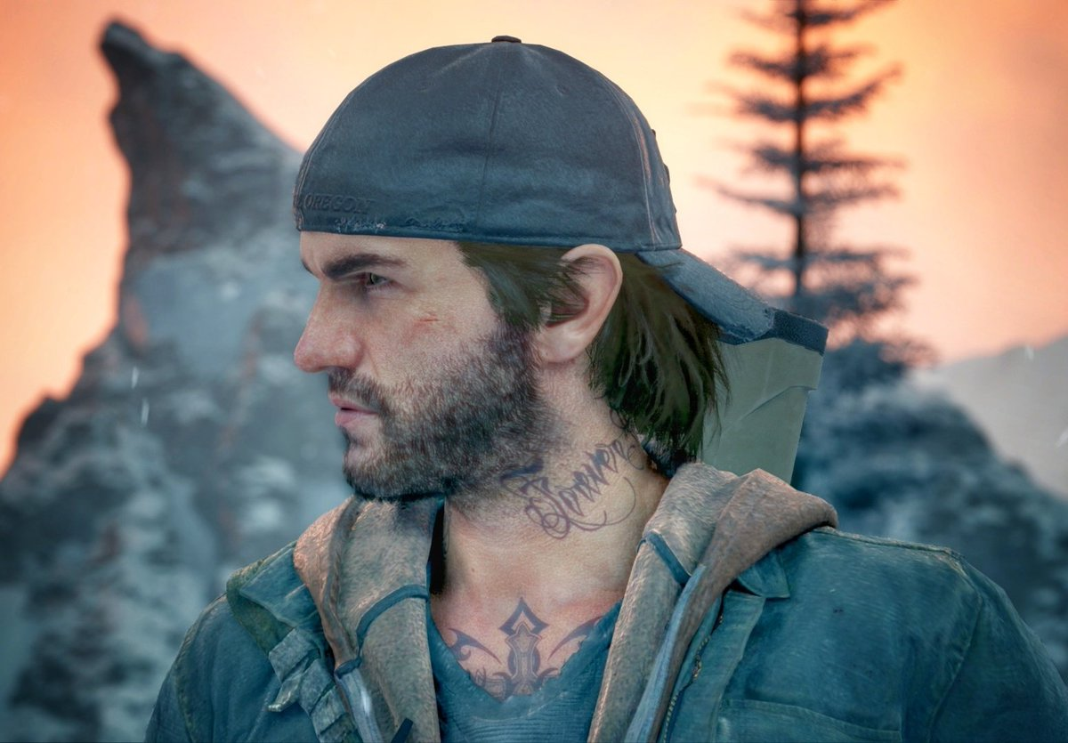 Deacon's #ValentinesDay poem to Sarah:  Rippers are red Freakers are blue But if you're out there I will find you  #DaysGone #VirtualPhotography #PhotoMode #PS4