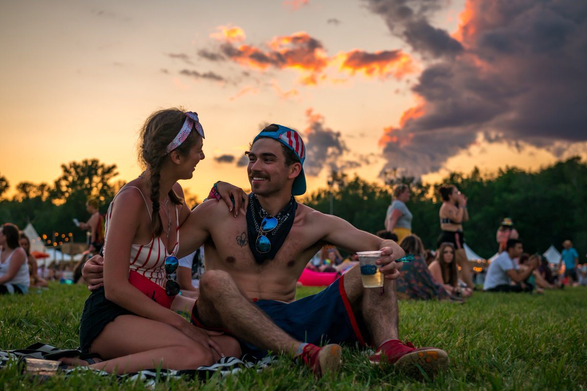Happy Valentine's Day! ❤️ Are you taking your Valentine to Firefly this year?
