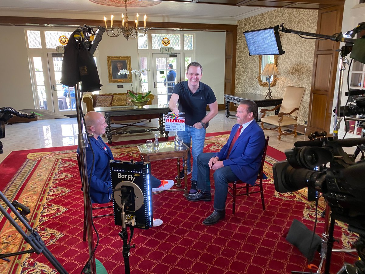 FANTASTIC conference on California homeless crisis @Schwarzenegger @GovArnoldUSC   - brought together leaders from @SecretaryCarson to state/local legislators - focus on practical solutions not partisan bickering  see my exclusive conversation w/ Arnold @NextRevFNC sunday 9pm ET