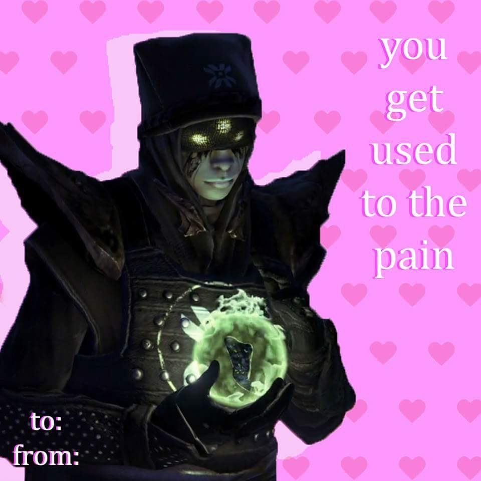 happy heart-shaped cards and challanging emotions day.  btw - whoever made this gets extra candy 🖤🖤🖤