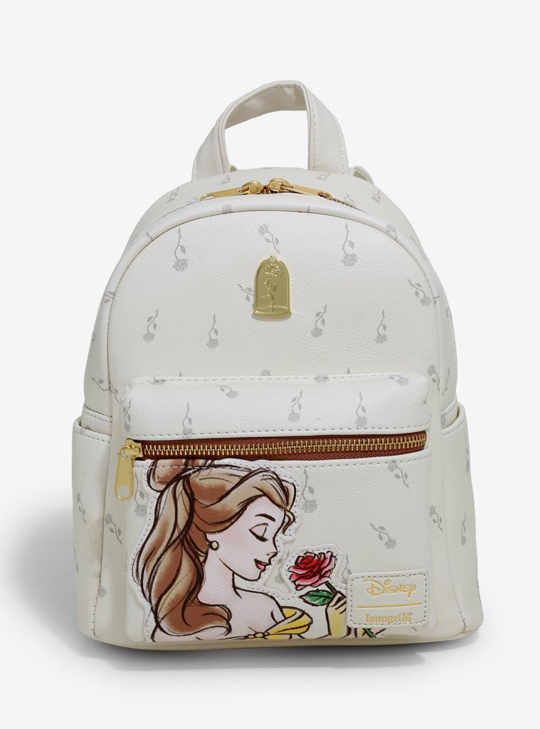 In honor of  #ValentinesDay we're giving away roses! 😉   RT & FOLLOW for a chance to win our Belle Mini Backpack!
