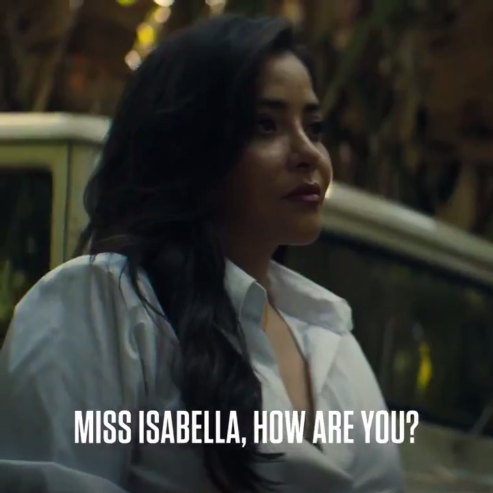 Isabella Bautista, the connect you need to know.