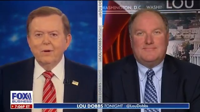 """Two-Tiered System. @jsolomonReports says there are """"two systems of justice,"""" one for Republicans and one for radical Dems and Deep State officials. #MAGA #AmericaFirst #Dobbs"""
