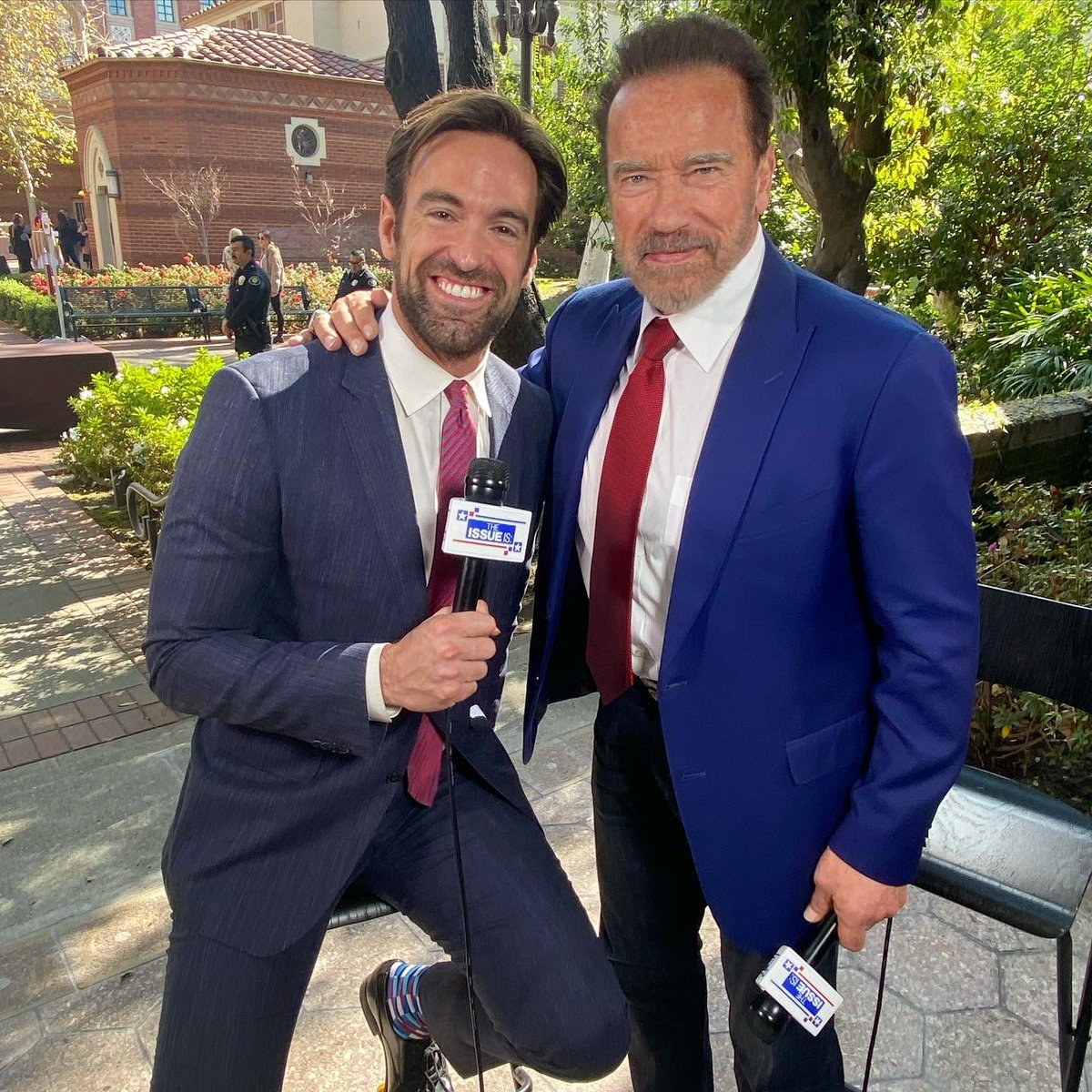 .@GovArnoldUSC brought together top leaders to find solutions to CA's homeless crisis.   @TheIssueIsShow is now streaming feat: @Schwarzenegger, @SecretaryCarson, @Kevin_Faulconer, @Mayor_Steinberg, @RobertGarciaLB, @kathrynbarger, @HollyJMitchell.