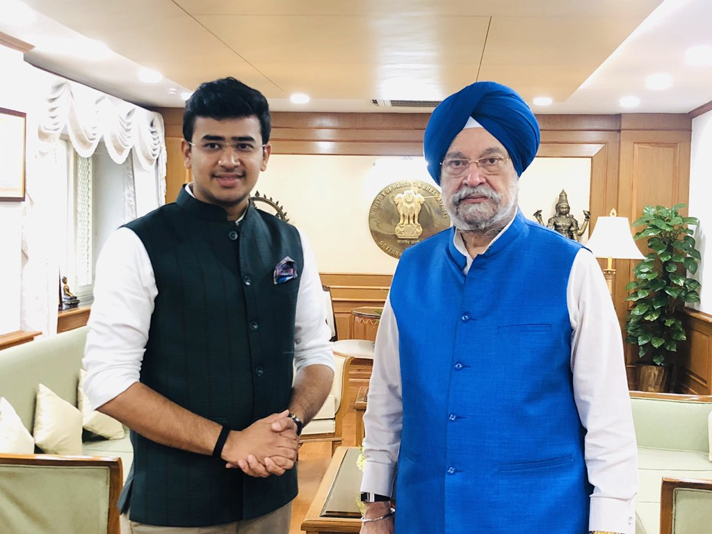 Warm Birthday wishes to Honourable Minister Shri @HardeepSPuri Ji, a highly effective & efficient minister, administrator and  leader.  I pray for your long life & great health.
