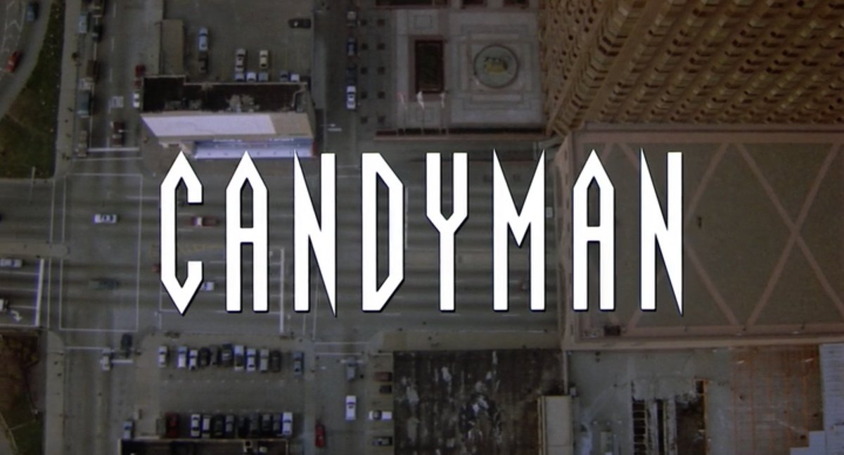 PSA: the first CANDYMAN film is on Netflix. it's one of the best and scariest horror movies ever made.
