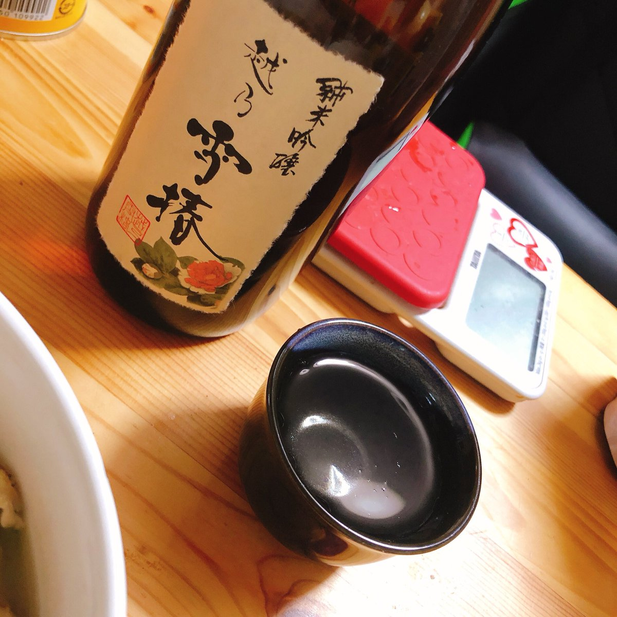 test ツイッターメディア - (・∀・)雪椿酒造さんの越乃雪椿 (川∀`)濃厚なコク (・∀・)純米吟醸だが、香りより味わいが強い。うまい。 https://t.co/pKmhbGfIR2