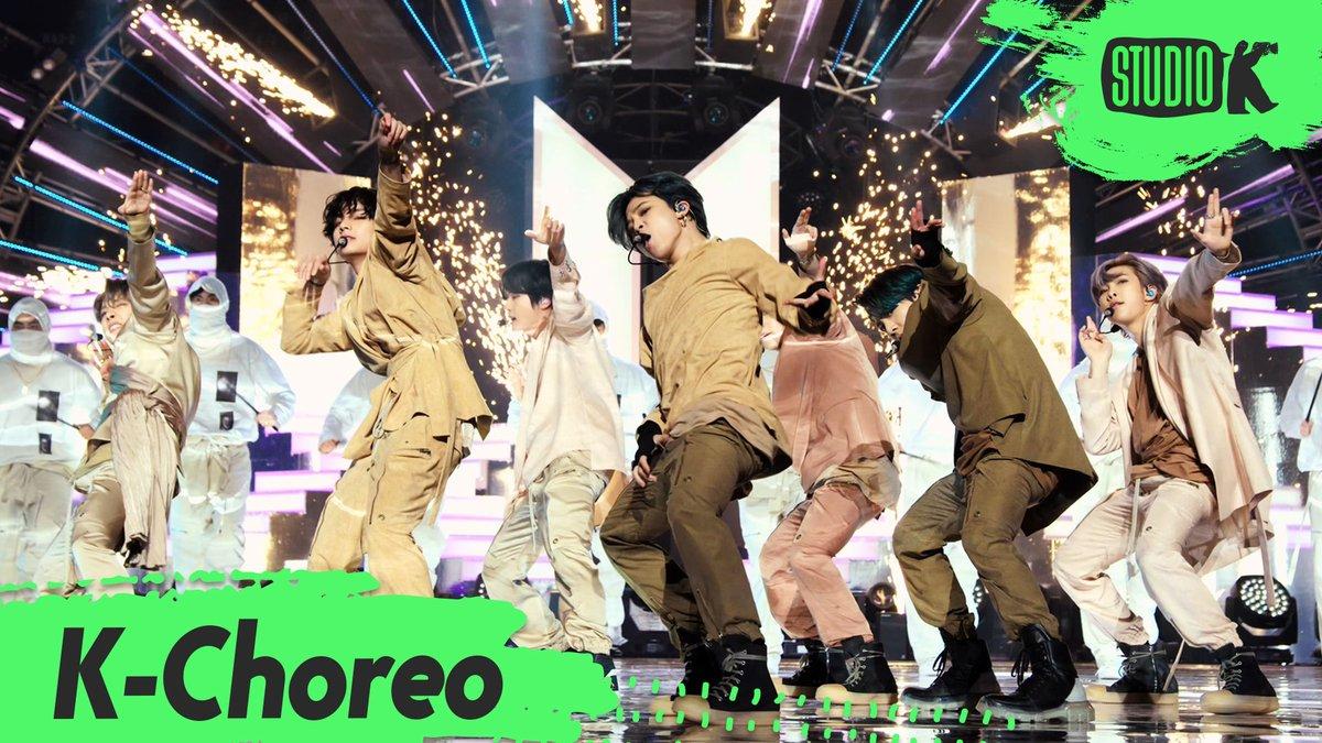 2월 28일 #StudioK 직캠 공지!  #방탄소년단 #BTS #ON #8K_FullCam @bts_bighit    ▶