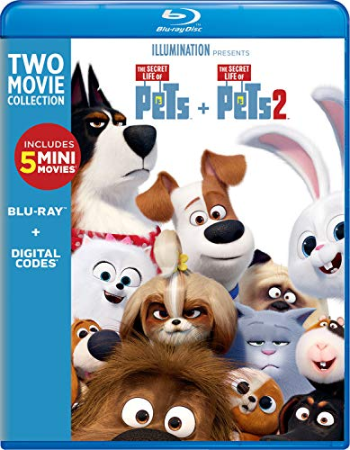 The Secret Life of Pets: 2-Movie...