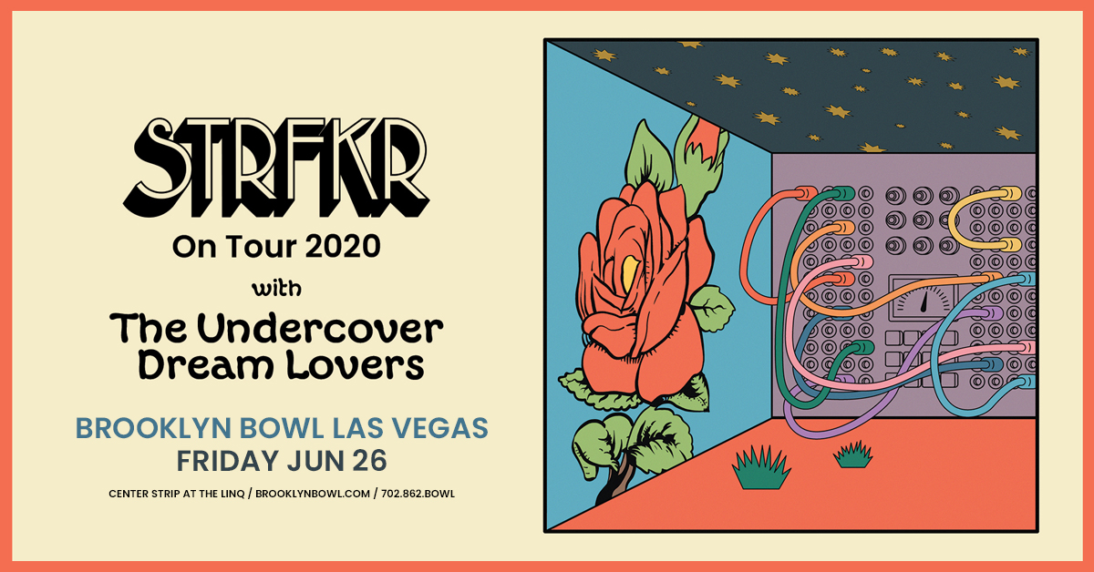🔺 JUST ANNOUNCED 🔺 Join .@starfucker & .@TheUCDL for a night of indie-pop-rock at the Bowl on FRI, JUN 26. Tickets on sale next FRI -->>