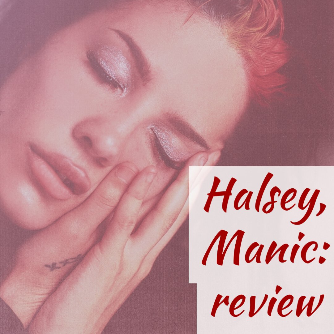 Halsey, Manic: review - our Associate Editor Liv talks about the new Halsey album!🎹☺️ Link down below!⬇️   Image courtesy of Live Nation PR  #SCANLU #studentmedia #halsey #album #review #manic #bisexuality