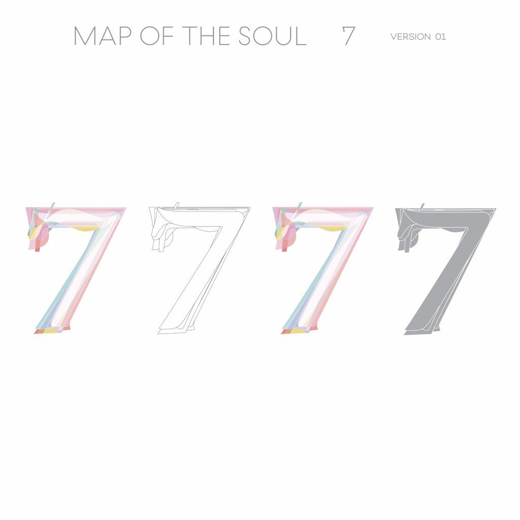 방탄소년단의 이번 앨범 'MAP OF THE SOUL : 7'의 브랜딩과 아트워크, 디자인을 진행했습니다.   그림자와 페르소나 사이에서 끊임없이 자신들의 자아를 찾아가는 방탄소년단 멤버들의 데뷔 후 7년간의 이야기를 7이라는 브랜드 마크에 담았습니다. #방탄소년단 #bts #mapofthesoul7  #sparksedition