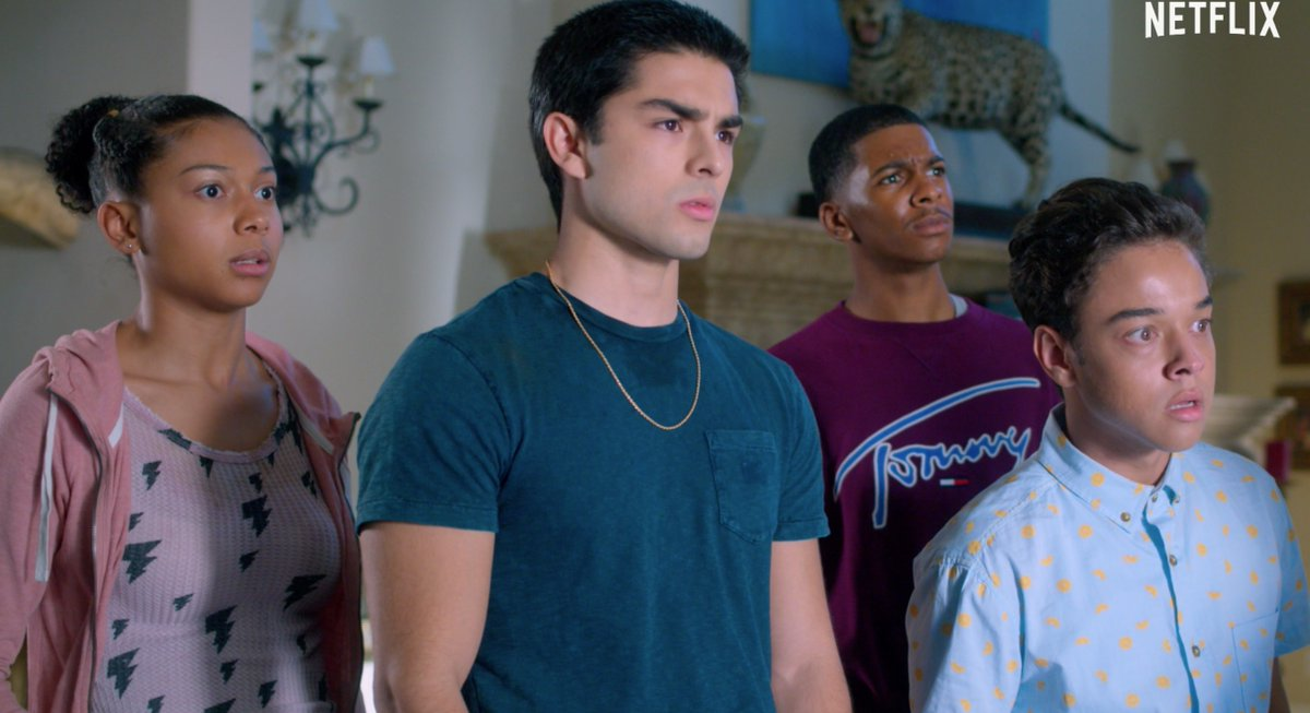 It's here, fam. Season 3 of #OnMyBlock premieres March 11!