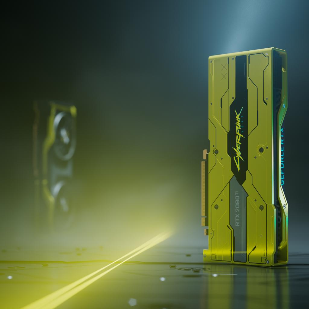 _ERROR_: Last chance. ⚠  Only a few Cyberpunk2077 Edition RTX 2080 Tis are still available!   Want one? 1. RT this photo.  2. Tag a gamer you talk about Cyberpunk 2077 with (use #RTXOn!) in the replies.  3. If selected, you BOTH win the ultimate GPU for playing the game.