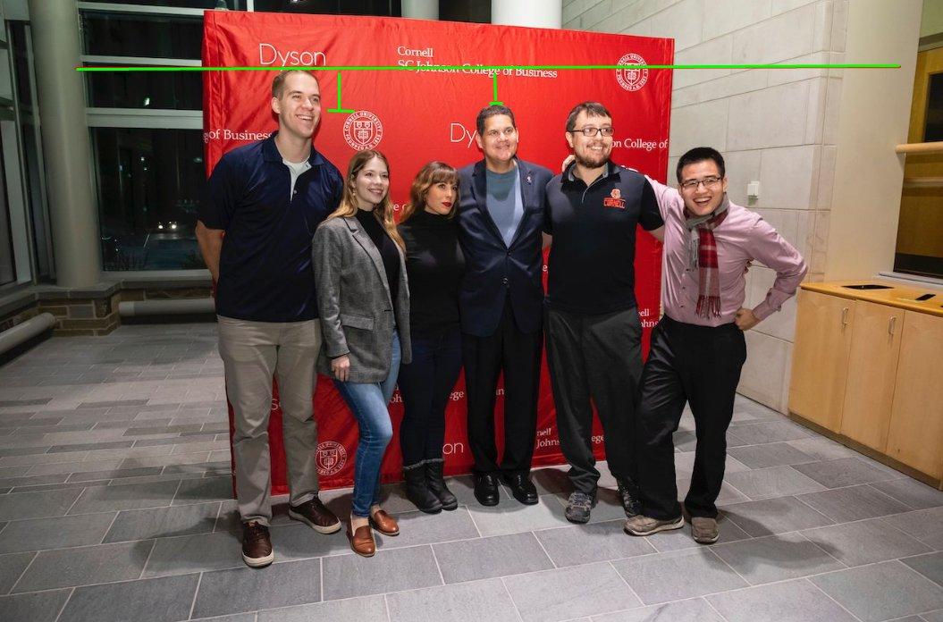 @CornellDyson @Reggie @NintendoAmerica Jesus. How tall is that guy?