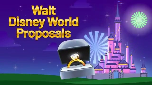 #LoveIsBlind isn't the only place you can see magical proposals.