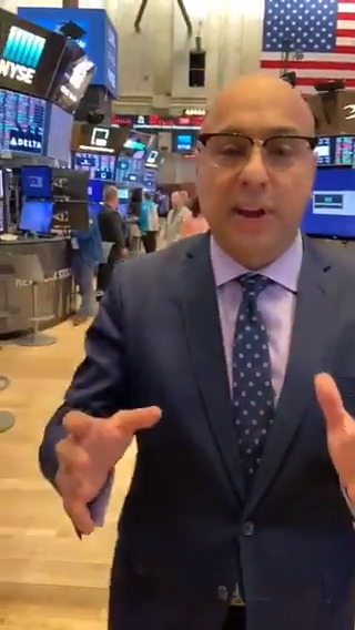 .@AliVelshi on the floor of the NYSE on Friday with analysis of a tough week for stocks due to concerns about the spread of coronavirus.
