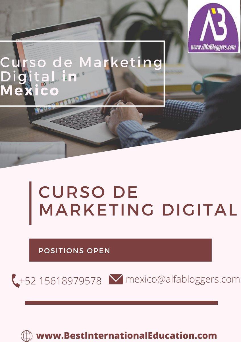 Alfa Digi Marketing Training in Mexico  Visit -   #mexico #Digitalmarketing  #marketingtraining  #training #Seo  #traininginstitute #Digitalmarketingtraining #Digitalmarketingopportunity #Digitalmarketingfranchise #digitalmarketingera