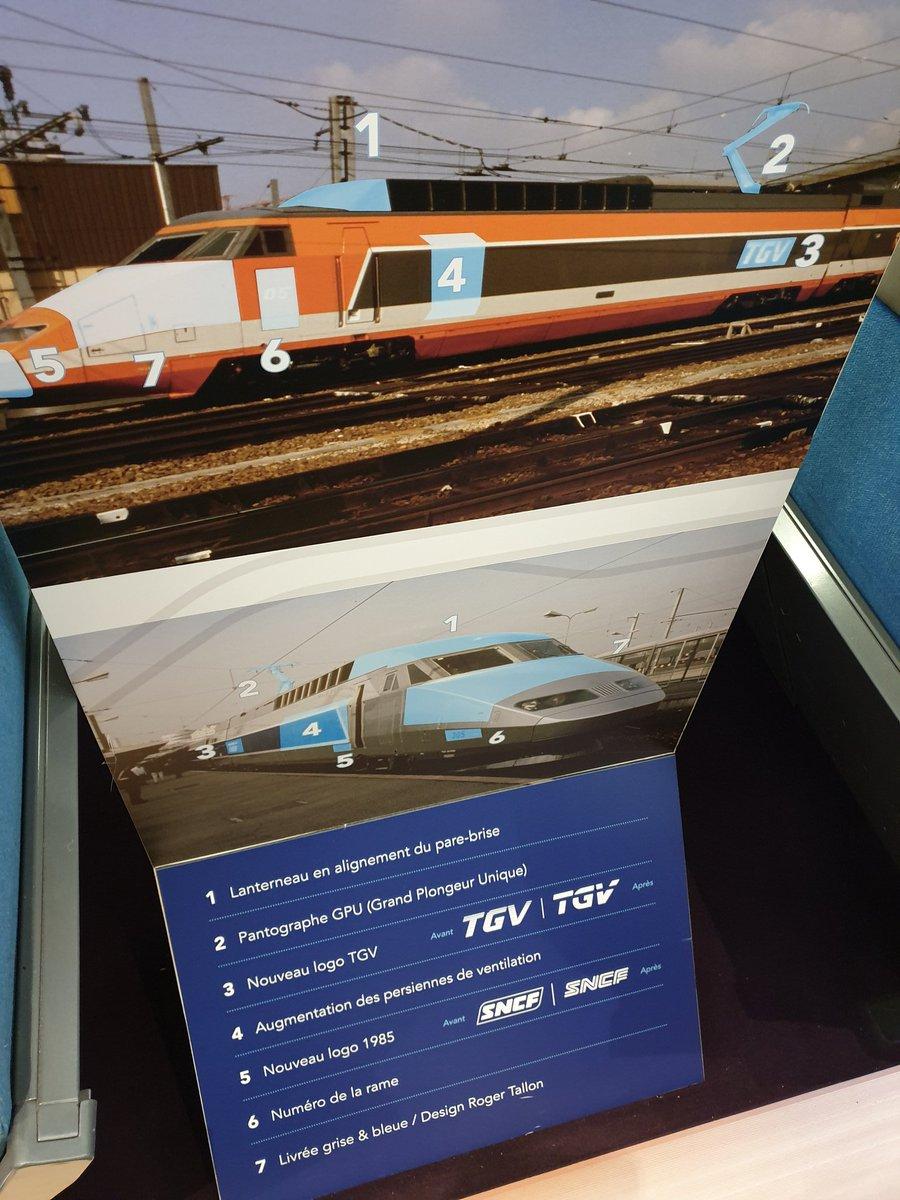 test Twitter Media - In het interieur is een uitgebreide expositie ingericht met de complete geschiedenis van de TGV. #Portugalpertrein https://t.co/TllVvsP4k4