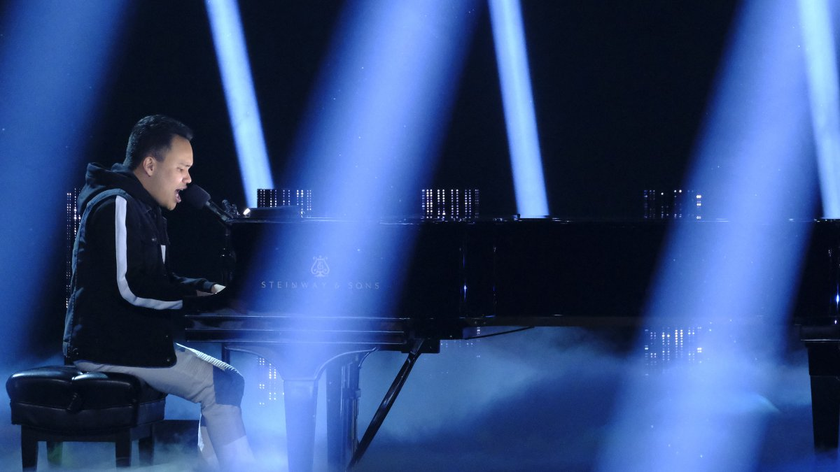 Kodi performed Harry Styles, here's the full act. Don't miss it #AGTChampions