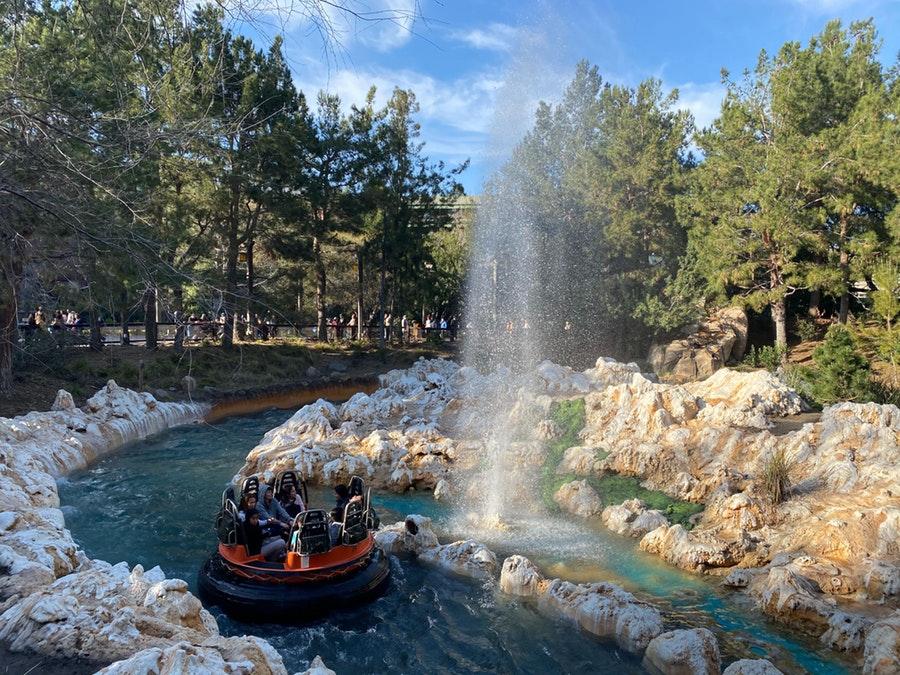 PHOTOS: Grizzly River Run Reopens Following Annual Refurbishment at Disney California Adventure