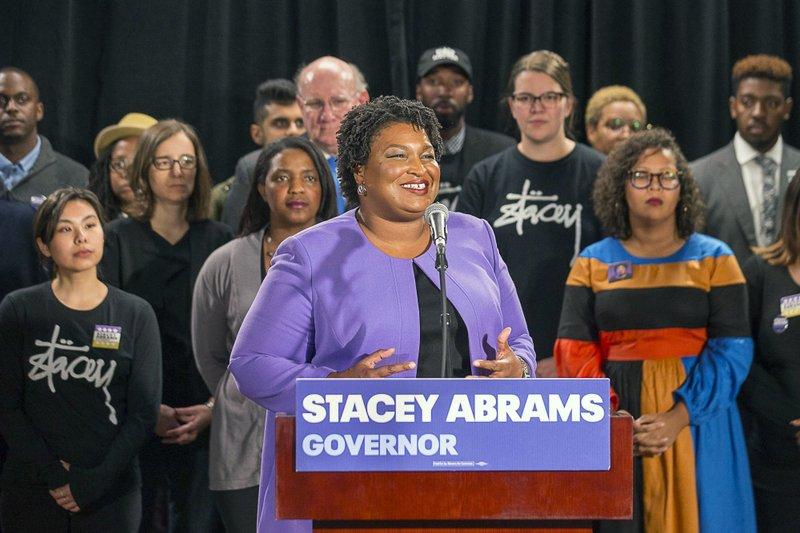 Stacey Abrams on being possible VP pick: Of course I want it -  #OANN