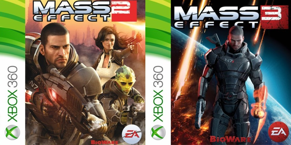 Mass Effect 2 (XBO BC/X360) is $5.99 on XBL  Mass Effect 3 $5.99