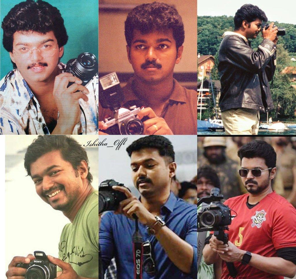 #Thalapathy @actorvijay 📸😍♥️ #Master