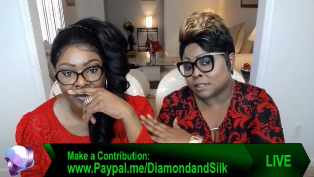 .@DiamondandSilk give their analogy about Obama taking credit for this booming economy.  This video should end the whole debate......