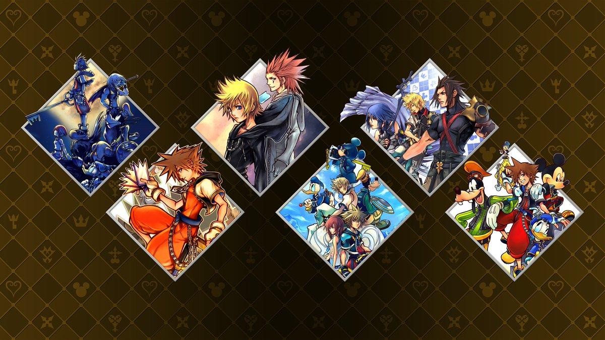 KINGDOM HEARTS – HD 1.5+2.5 ReMIX and 2.8 Final Chapter Prologue (@KINGDOMHEARTS) are now available for Xbox One