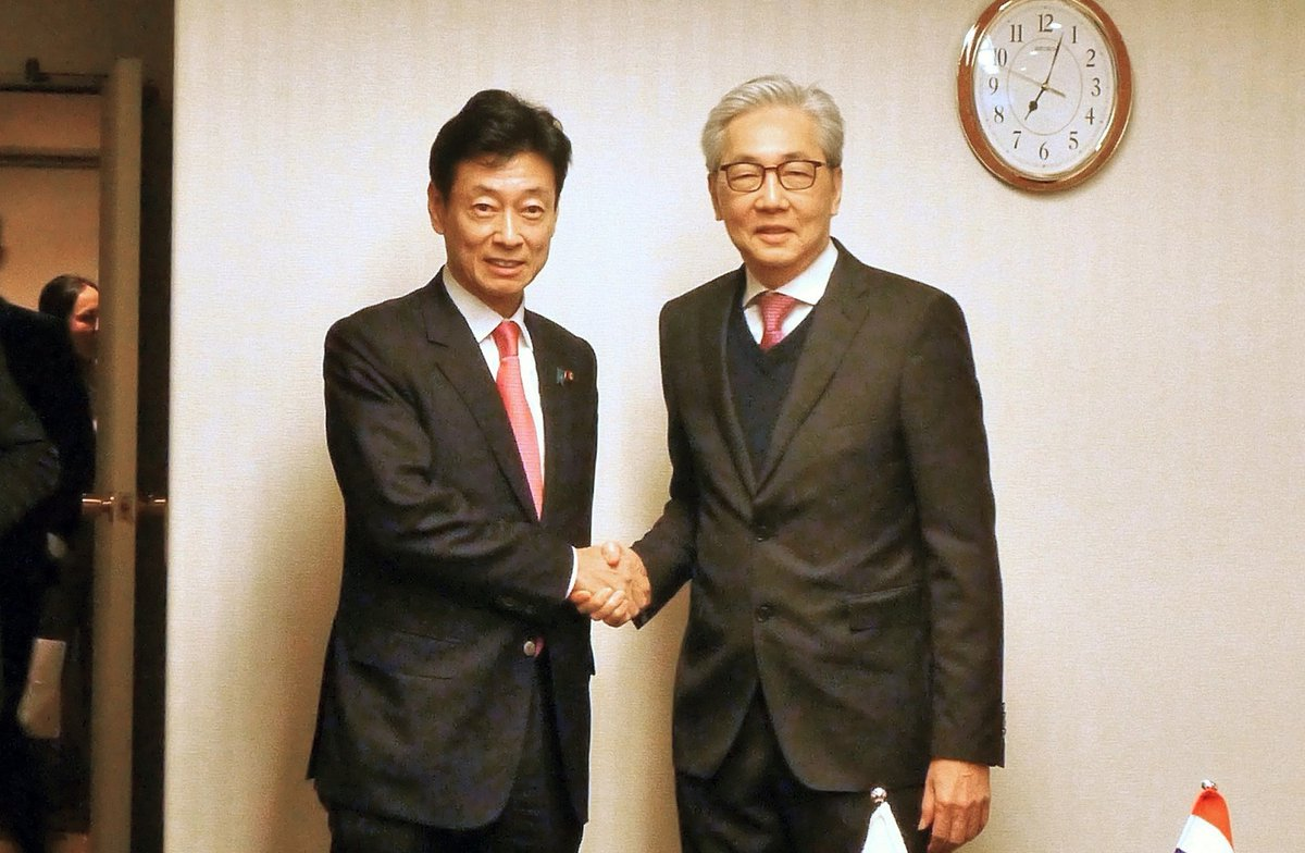 Thailand to make decision on TPP in April, according to Economic Revitalization Minister Nishimura. #TPP #Japan #Thailand