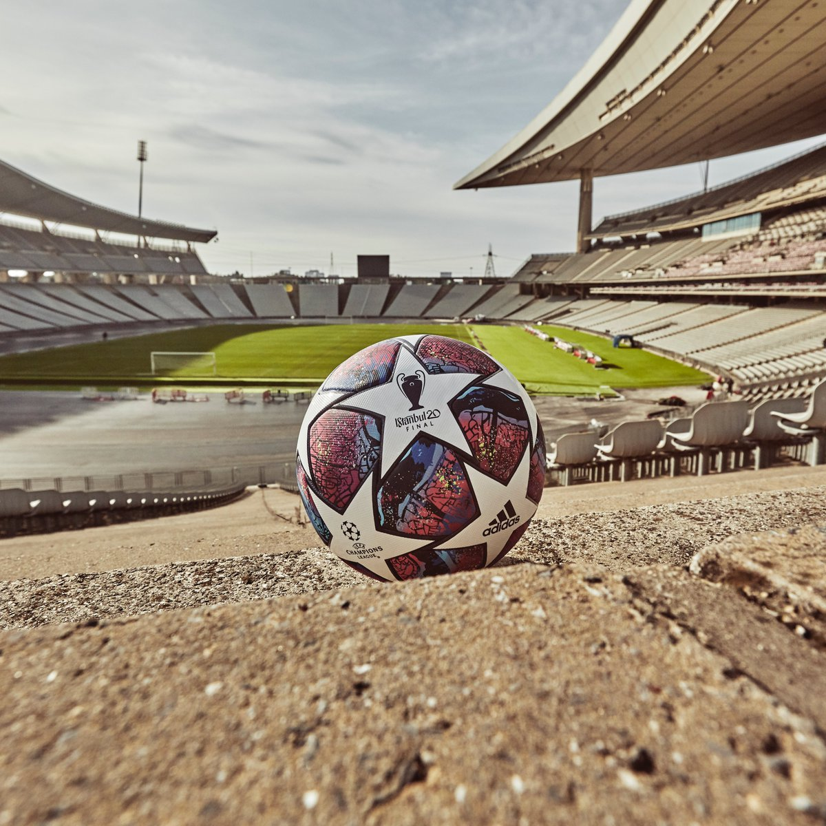 RT @goal: Adidas reveal the ball that will be used...