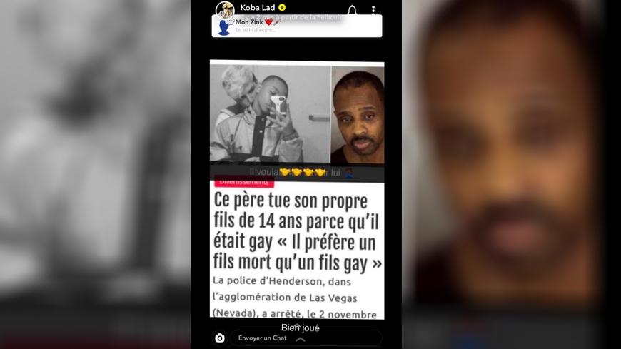 Le rappeur #KobaLaD accusé d'homophobie sera-t-il au festival Art Rock de Saint-Brieuc ?