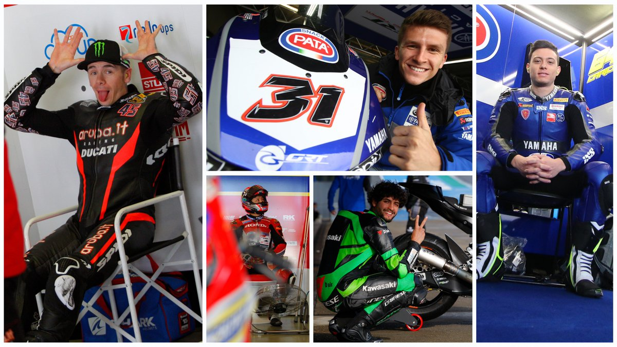 test Twitter Media - Meet the #WorldSBK rookies for 2020  5️⃣rookies, all with one ambition – don't discount any of them, as they can all spring surprises, with one in particular aiming for the ultimate goal to become Champion!  📃| #WorldSBK https://t.co/k6ze9mWDgW https://t.co/RUcv7pGxPm