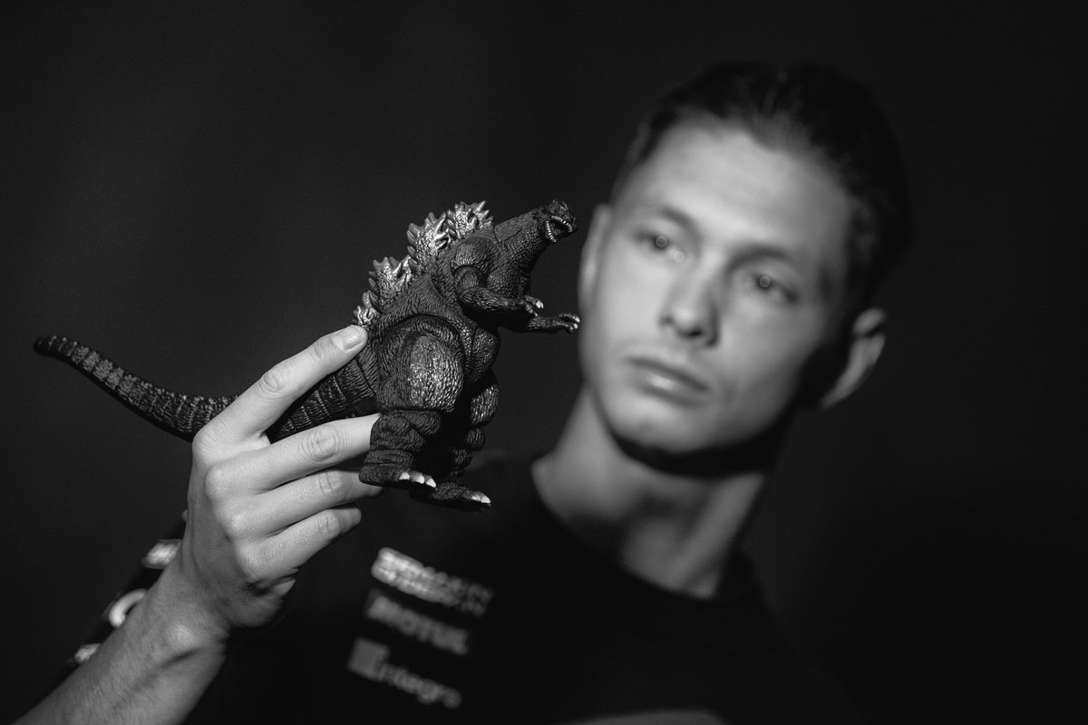 test Twitter Media - 🦖Let us introduce @mickeyvdmark's team member Godzilla. He loves to chill in Parc Ferme, the podium and Michael's Yamaha. Is Godzilla training Michael to chase down his rivals?✊🏻   @PataYamahaWSBK https://t.co/cxt9PeVskv