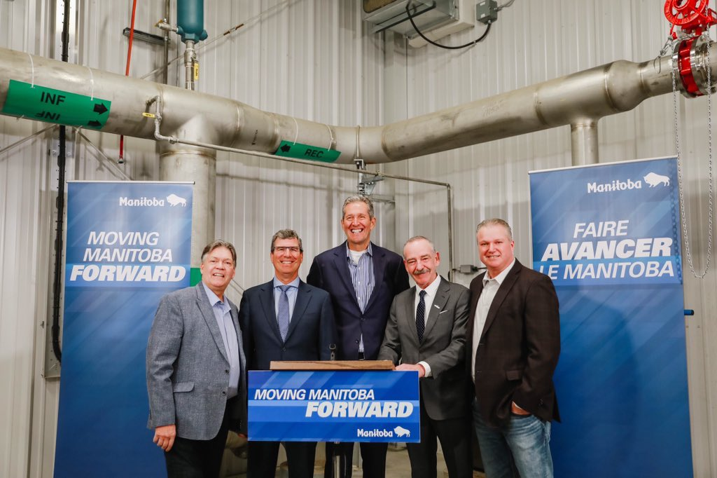 test Twitter Media - It was my pleasure to help announce $61 Million in upgrade funding for @cityofportage Water Pollution Control Facility this morning. https://t.co/0kYQr4rg0E https://t.co/sO5Jo6bHwp