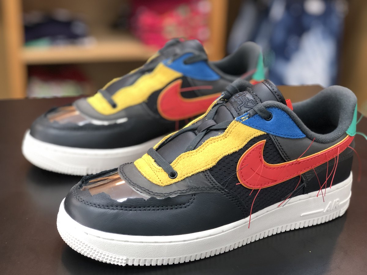 """2020 Black History Month Collection : Nike Air Force Low PRM """"BHM"""" releases tomorrow!  Men: $130 Size: 8-14 All Locations  #activeathlete88 #bhm #untilweallwin #nikeairforce #sneakerhead"""