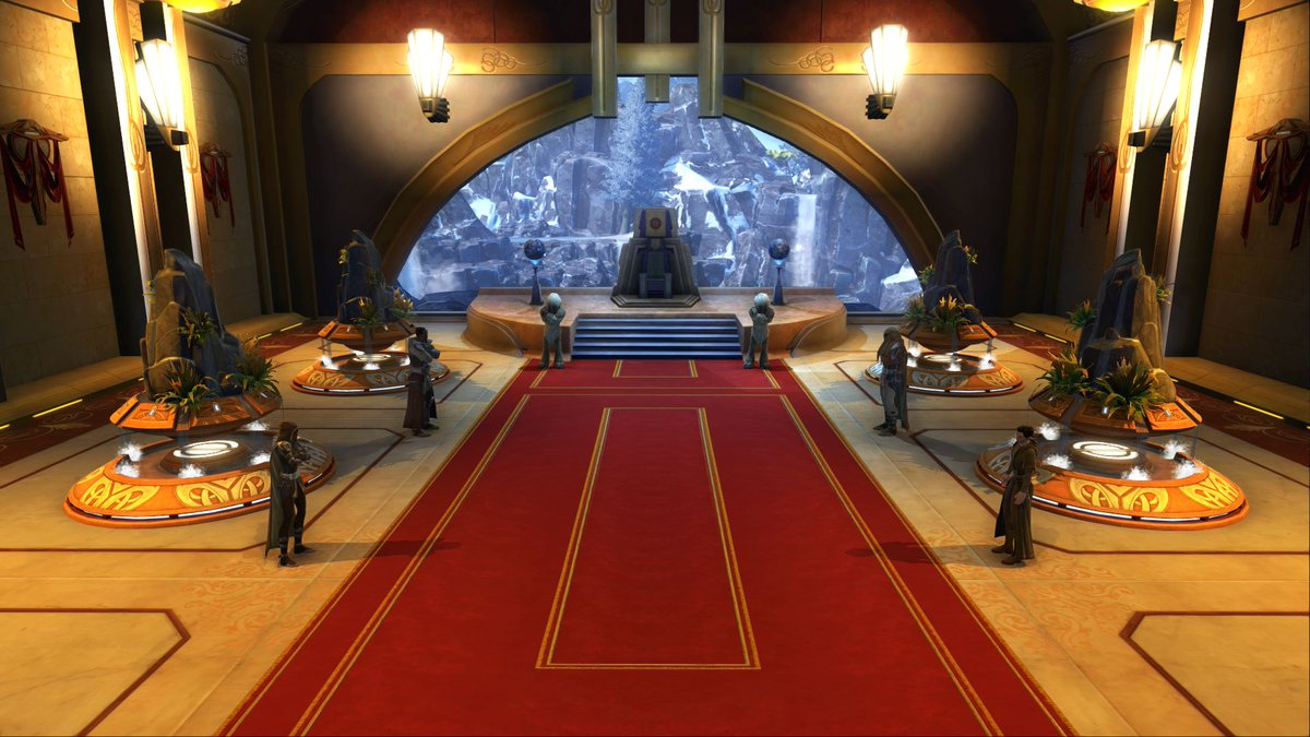 test Twitter Media - The Alderaan Noble Estate Stronghold released a week ago! Have you had the chance to start decorating yours yet? Share some screenshots with us! https://t.co/ag231DH37W