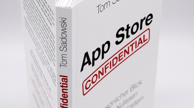 Apple has demanded a book published in Germany by @Murmannverlag and written by Tom Sadowski be withdrawn from sale, over claims it shares valuable business secrets about the #AppStore